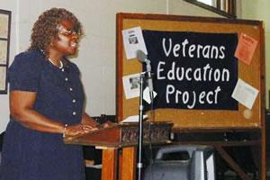 Community organizing grants program