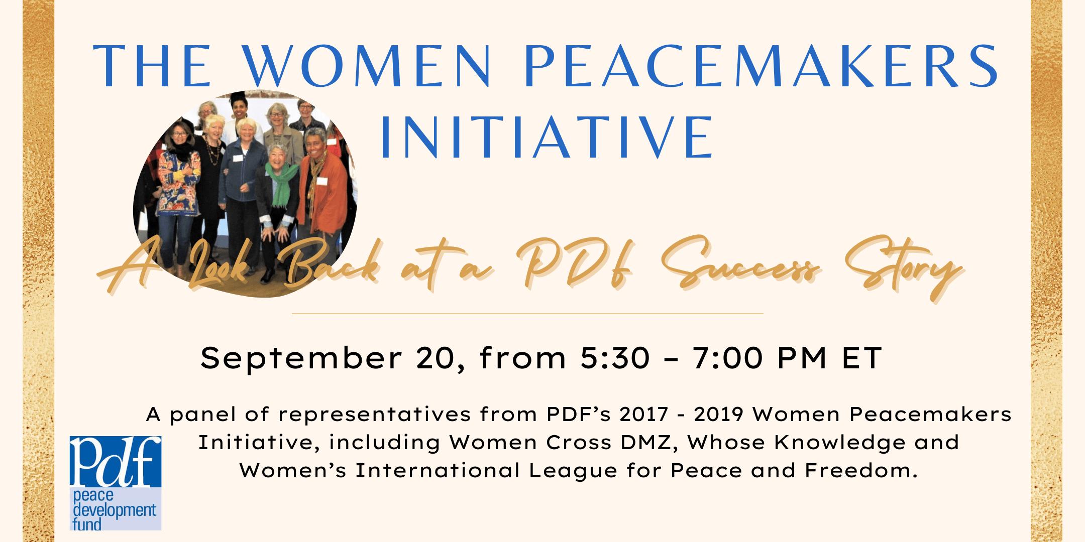 women peacemakers initiative